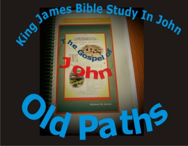 King James Bible Study